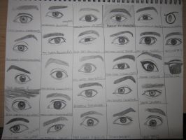Eyes 2 - Favorite Youtubers by Deathwisher3228