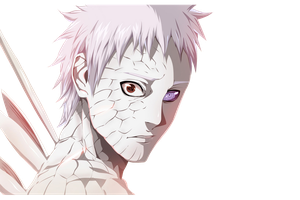 Obito Render by aulterra