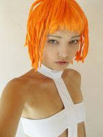 Leeloo cosplay - Fifth Elemet by Esarina