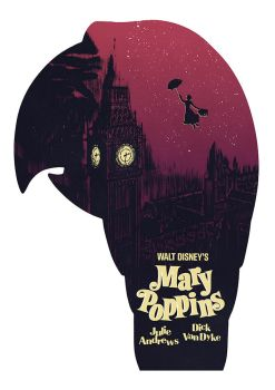 Mary Poppins by JaimePosadas