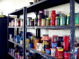 Paint Cache by Pollito-is-Artzy