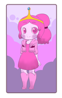 Princess Bubblegum by Damine