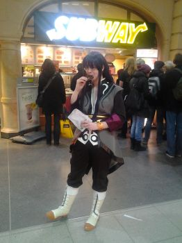 covert advertising for Subway... maybe xD by Pichu-Chan