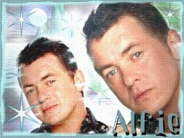 Alfie from Eastenders by pantheress