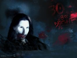 30 Days of Night by FeiFeiDuck