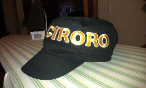 Giroro Hat Picture two by SolarGear079