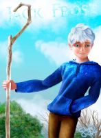 Jack Frost_Rise of the Guardians by gabiFaveri