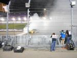 Erik Jones Burn Out at Iowa Speedway by Cory-Byrd