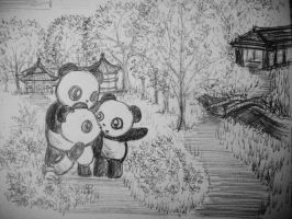 Panda's Story p.3 by MelodicInterval