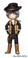 Vaughn Chibiii by Kattling