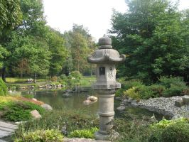 Japanese Garden (Wroclaw) by AyakaNee