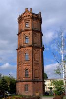 water tower in oryginal by Su58