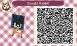 Oswald Qr Code by sonicxjones