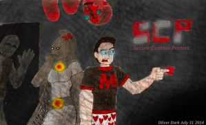 SCP-Containment Breach plays Mark and SilverSider by DarkOliver