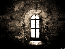 Middle Age Window by SevenConceptions