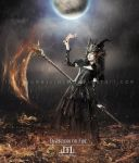 Darkness on Fire by LaercioMessias