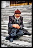 old age by grafikerkartal