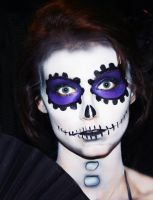 Sugar Skull by make-up-magick