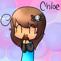 Chloe ouo by PakaFaceInSpace