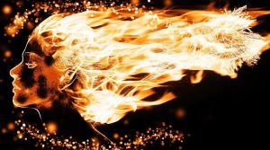 Hair of Fire by animaniatic
