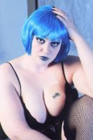 Blue by PaleGothGoddess