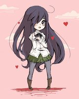 Hanako by Butcherer