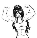 She's been working out by grim1978