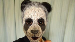 - Panda - Makeup 3 by KisaMake