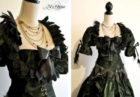Dress steam princess by myoppa-creation
