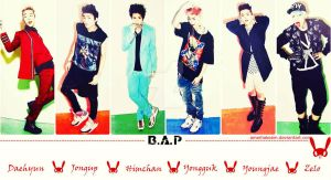 B.A.P (No Mercy) by AMerHAkeem
