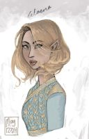Aelin Galathynius by may12324
