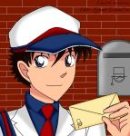 MK - Kaito the Mailman by mimidan - color by Kyuubi-DemonFox
