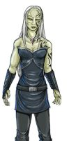 RP character - Astra by Draco-Stellaris