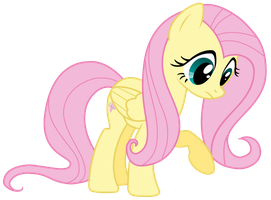 Fluttershy What Is It? by TomFraggle