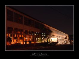 Schwerindustrie by S-W-Photography