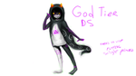 Me as God Tier by DoomSong8765