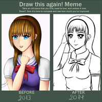 Draw this again 11 by Suna004