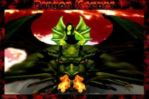 Dragon Keeper by outbackheaven
