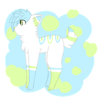 Flowermint Design Entry Thing by starrie-skie
