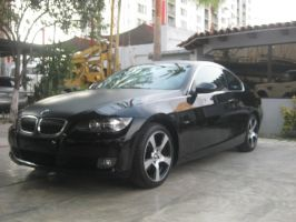 My Car BMW 325 COUPE PAINTED by BenjiPrice