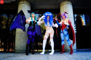 Darkstalkers by Yashuntafun
