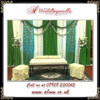 wedding mehandi stage by Williamrubixion