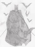 Batman by thereisnoend01
