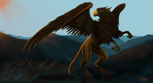 Gryphon by STIGA17