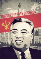 Workers' Party of Korea by Avt-Cccp