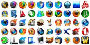 My Shinny Icons Pack v.2 by X3RG10