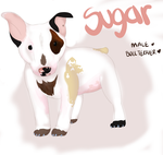 Sugar! Oh honey, honey by stefabum
