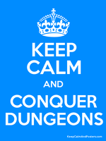 MAGI: Keep calm and... by XxCelestialWolfxX