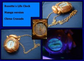 Rosette Watch by TheAnna