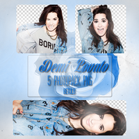 Demi Lovato Photopack Png by BetulB. by HeavenPhotoshop